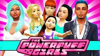 😍BLISS GETS ENGAGED & BUNNY GROWS UP!💕✨ The Sims 4 Powerpuff Girls: Power of Four Ep 15