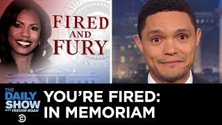 Video You're Fired: In Memoriam Vol. 2 | The Daily Show MP3, 3GP, MP4, WEBM, AVI, FLV September 2019