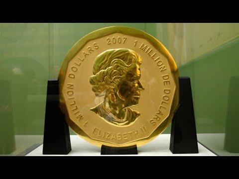 Lange Haftstrafen nach Goldmünzen-Diebstahl in Berlin