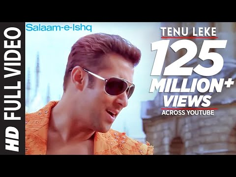 Video Tenu Leke (Full Song) Film - Salaam-E-Ishq download in MP3, 3GP, MP4, WEBM, AVI, FLV January 2017