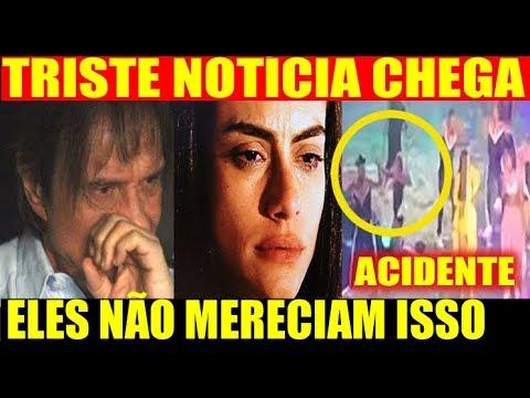 Chega Triste Notícia e Comunicado de Roberto Carlos e Cleo Pires