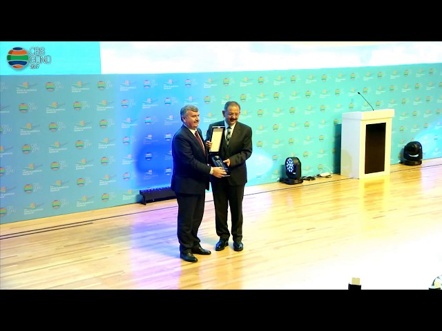 Belediye Başkanları Ödül Töreni (20 Kasım 2017 )