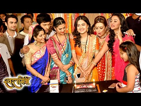 Swaragini Last Day CAKE CUTTING | CELEBRATION On S