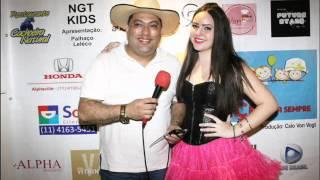 Mariana Pinotti Entrevista com Marcos Rodeio 03 Abril