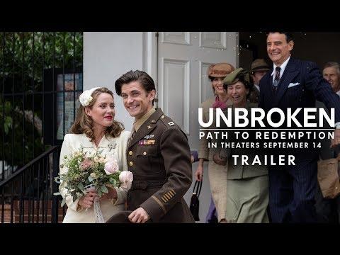 UNBROKEN - Path To Redemption Trailer (2018) HD
