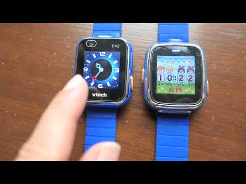 VTech Kidizoom Smartwatch DX2 Blue - Review
