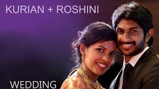 Kurian and Roshini Wedding