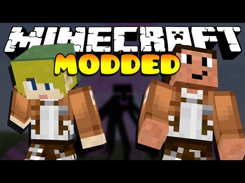 LOTS OF BUNNIES! Minecraft Modded Ep. 8