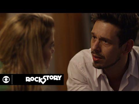 Rock Story: capítulo 151 da novela, quinta, 4 de maio, na Globo