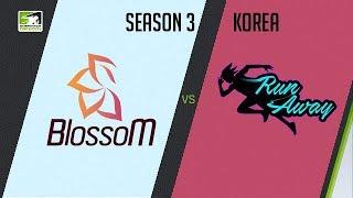 Nonton Blossom Vs Runaway  Part 2    Owc 2018 Season 3  Korea Film Subtitle Indonesia Streaming Movie Download