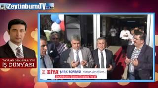 ZiyaŞark Sofrası Zeytinburnu Şubesi Açıldı