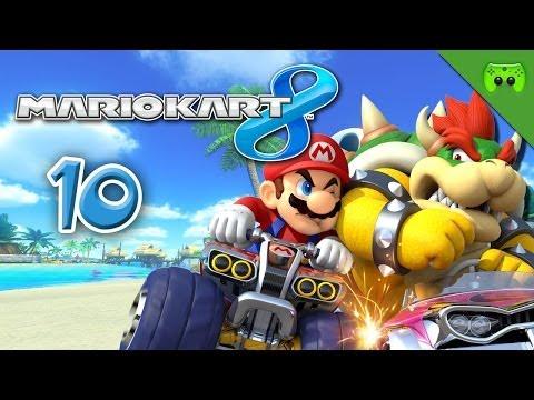 Mario Kart 8 # 10 - Wusa! «» Let's Play Mario Kart 8 | HD