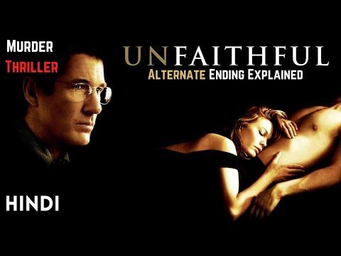 Unfaithful (2002) Hollywood Movie Explained in Hindi