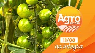 Agro Record na íntegra - 11/Agosto/2019 - Bloco 1