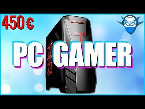CONFIG PC GAMER 450€ - Janvier 2018