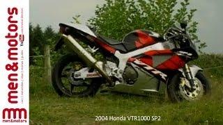 8. 2004 Honda VTR1000 SP2