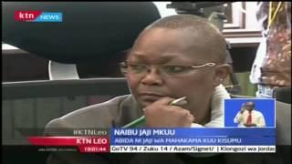 KTN Leo: Hatua Ya Kutafuta Naibu Jaji Mkuu Yaanza Rasmi 26/9/2016