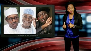 Election 2015 Atiku, Buhari, Jonathan, In-depth Analysis