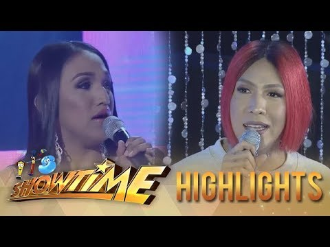 It's Showtime Miss Q & A: Vice is overwhelmed with what Candidate No. 1 said