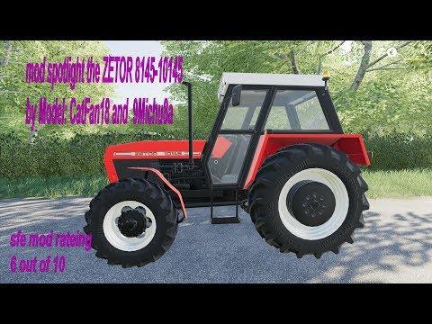 ZETOR 8145-10145 v1.0.0.0