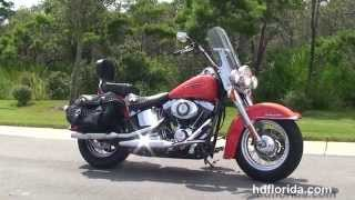 7. Used 2012 Harley Davidson Heritage Softail Classic Motorcycles for sale