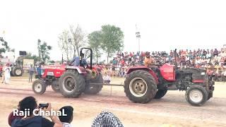 Arjun555 vs Arjun605 Tractor Tochan