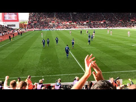CHELSEA BEAT STOKE 4-0 AWAY! INSANE MORATA HAT TRICK!