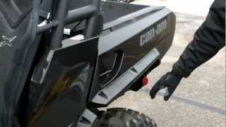 4. 2013 Can-Am Commander 1000 X