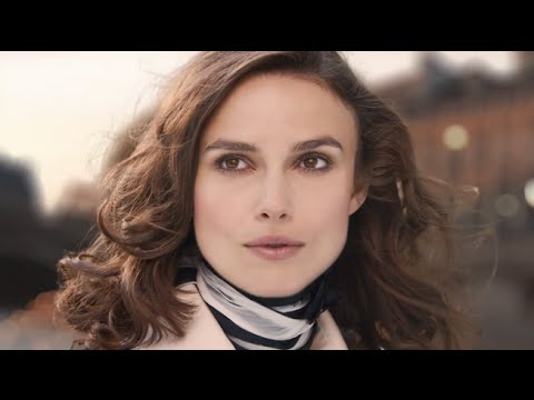 Keira Knightley in The Edit
