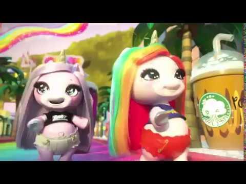 Набор кукол Poopsie Пупси Surprise Unicorn 16,5 см 43100