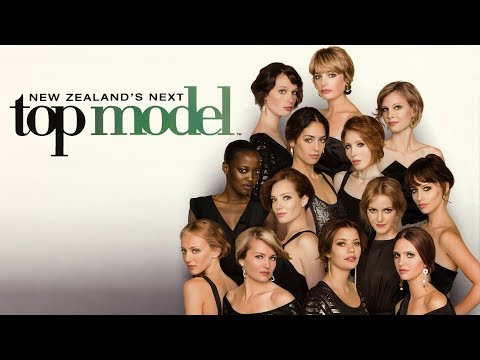 New Zealand's Next Top Model C1 EP1