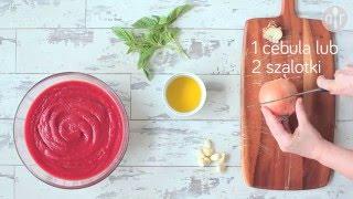Sugo di pomodoro - czyli włoski sos pomidorowy