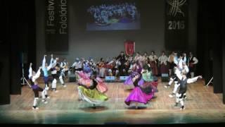 Interpretation of a folk dance that originates from Aragon, Spain. Done by La Fiera, based in Zaragoza, Aragon, Spain. Recorded in Vigo on 24/07/2016.