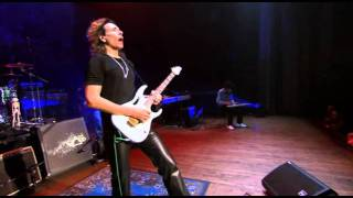 Steve Vai - For The Love Of God Live - YouTube