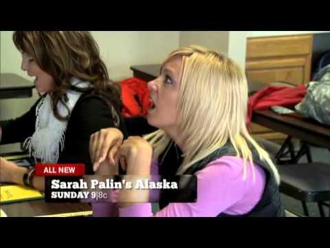 Sarah Palin's Alaska 1.05 Preview