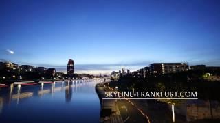 Frankfurt Lighttrails