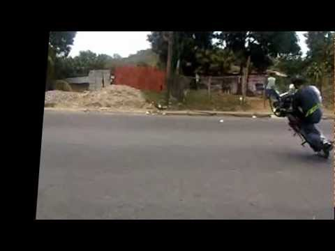 moto pirueta extrema en santa teresa 2012 @ Junior Pirueta