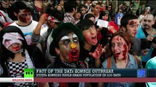 Beware the Zombie Apocalypse…Really!