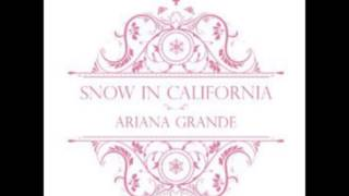Ariana Grande - Snow In California lyrics (Portuguese translation). | [Verse 1]