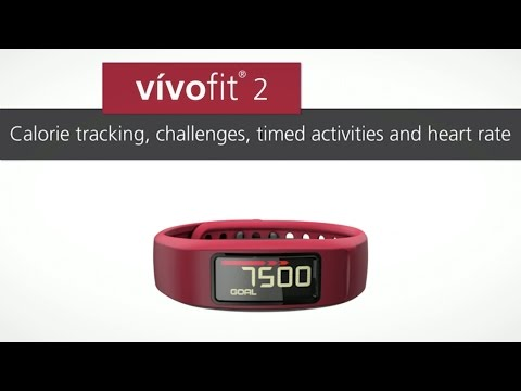 VIDEO: Garmin vivofit 2 - Moving Beyond the Basics