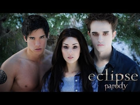 Eclipse Parody by The Hillywood Show