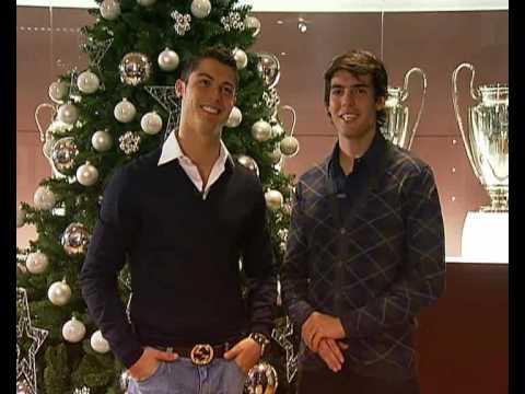 Dziwne zachowanie Cristiano Ronaldo podczas składania życzeń