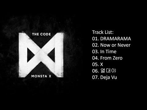 [Full Album] MONSTA X – THE CODE (5th Mini Album)