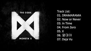 Video [Full Album] MONSTA X – THE CODE (5th Mini Album) MP3, 3GP, MP4, WEBM, AVI, FLV Maret 2018