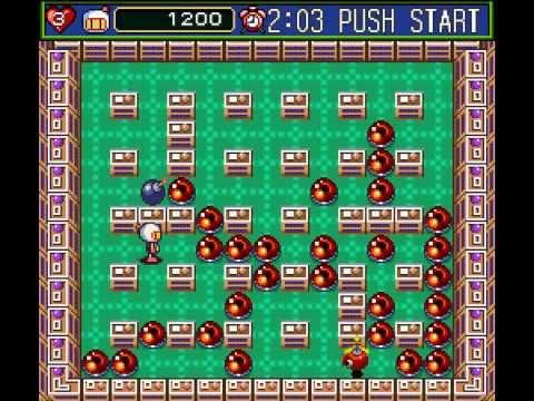 Super Bomberman 5 Super Nintendo