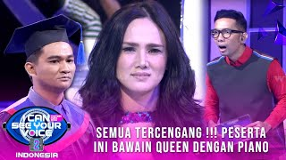 Video Awalnya ditertawakan, Jenius Musik Bawakan Lagu Queen & 1 Studio Standing Ovation- ICSYV (1/7) MP3, 3GP, MP4, WEBM, AVI, FLV Oktober 2017