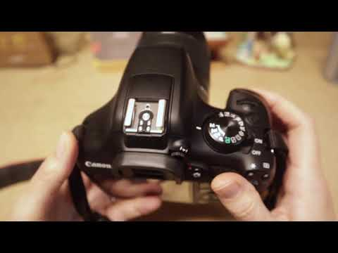 How To Use A Canon T6