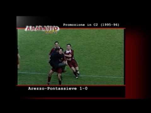 L'Arezzo e la promozione del '96
