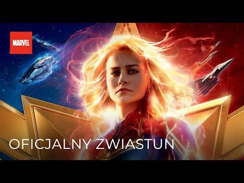 Kapitan Marvel - zwiastun 1