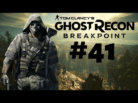 GHOST RECON BREAKPOINT PL #41 - RUNIE OSTATNI MUR / AN EYE FOR AN A.I. pt1